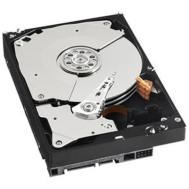 "WD Black 4 To SATA 6Gb/s Disque dur 3.5"" 4 To 7200 RPM 128 Mo Serial ATA 6Gb/s - WD4004FZWX"