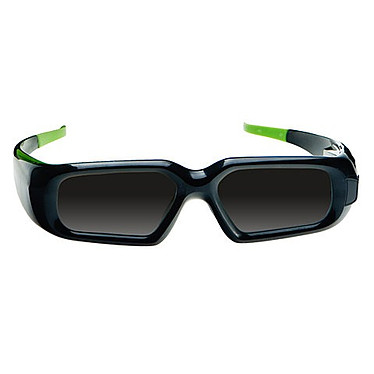 NVIDIA GeForce 3D Vision - Lunettes seules