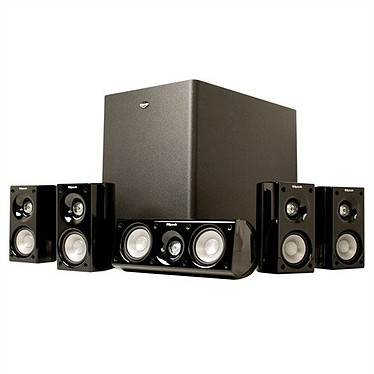 Klipsch HD Theater 500 Pack d'enceintes 5.1