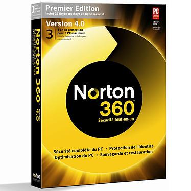 Norton 360 v4.0 Premier Edition
