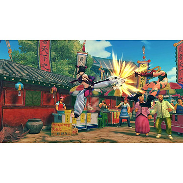 Super Street Fighter IV (Xbox 360) pas cher