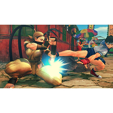Avis Super Street Fighter IV (Xbox 360)