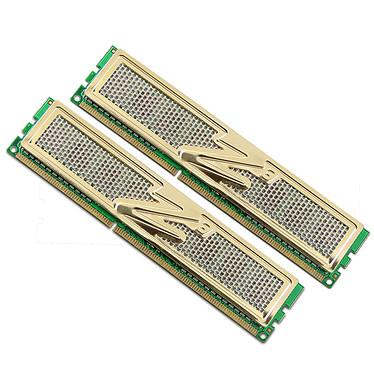 OCZ Gold Low Voltage 4 Go (2x 2Go) DDR3 1066 MHz