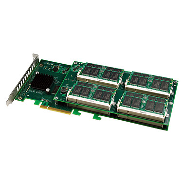 OCZ Z-Drive R2 p88 OCZ Z-Drive R2 p88 - SSD 1 To RAID 0 Cache 512 Mo PCI Express