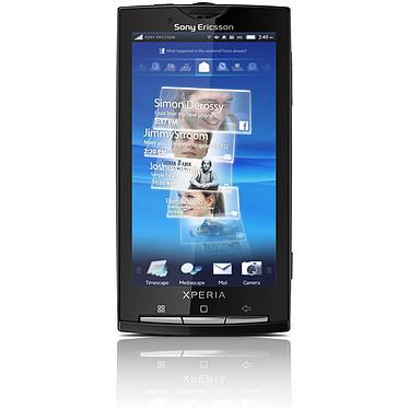 Avis Sony Ericsson Xperia X10 Noir