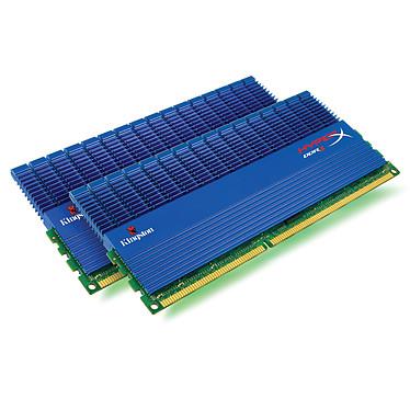 Kingston  HyperX T1 4 Go (2x 2Go) DDR3 2000 MHz Kingston  HyperX T1 4 Go (Kit 2x 2 Go) DDR3-SDRAM PC16000 CL9 - KHX2000C9AD3T1K2/4GX (garantie 10 ans par Kingston)