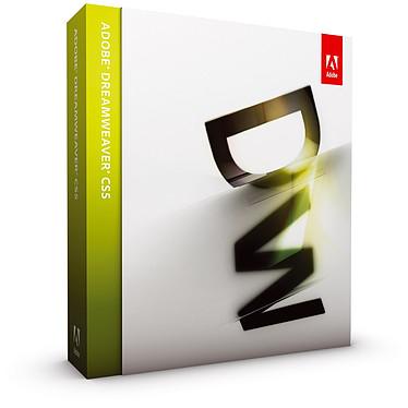 Adobe Dreamweaver CS5 Adobe Dreamweaver CS5 (français, MAC OS)