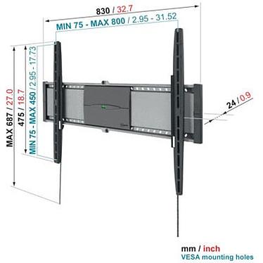 Comprar Vogel's SuperFlat EFW 8305