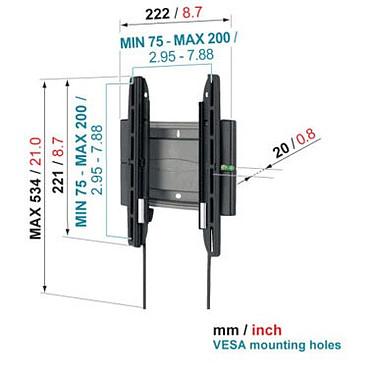 Comprar Vogel's SuperFlat EFW 8105