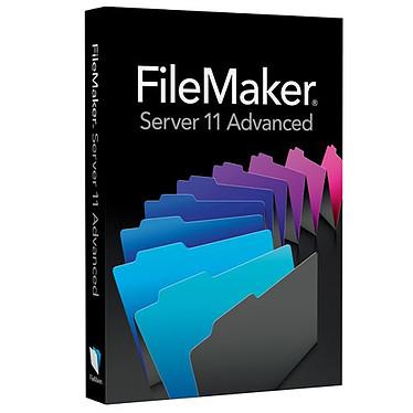 Filemaker Server 11 Advanced - Mise à jour Filemaker Server 11 Advanced - Mise à jour (français, PC/MAC)