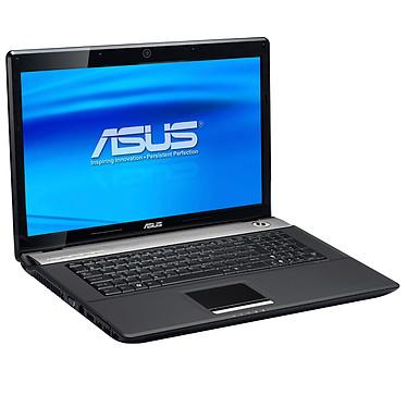 """ASUS N71JQ-TY024V ASUS N71JQ-TY024V - Intel Core i7-720QM 4 Go 1.28 To (2x 640 Go) 17.3"""" LED Lecteur Blu-ray / Graveur DVD Wi-Fi N/Bluetooth Webcam Windows 7 Premium 64 bits (garantie constructeur 2 ans)"""