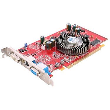 Sapphire Radeon X550 Sapphire Radeon X550 - 128 Mo TV-Out/DVI - PCI Express (ATI Radeon X550)