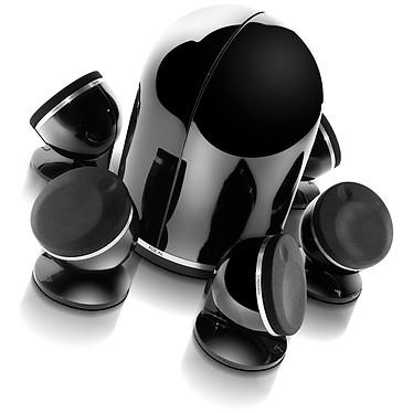 Focal Dôme Pack 5.1 Diamond Black