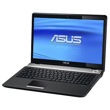 """ASUS N61JV-JX026V ASUS N61JV-JX026V - Intel Core i5-430M 4 Go 640 Go 16"""" LED Graveur DVD Wi-Fi N/Bluetooth Webcam Windows 7 Premium 64 bits (garantie constructeur 2 ans)"""