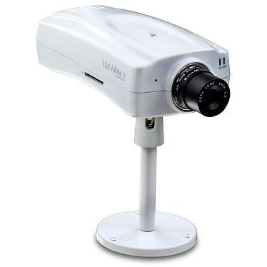 TRENDnet TV-IP512P TRENDnet TV-IP512P - Caméra IP PoE ProView + Audio + Objectif amovible