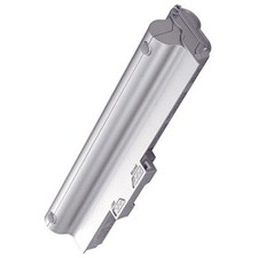 Batterie Lithium-ion 8100 mAh 11.1V Batterie Lithium-ion 8100 mAh 11.1V - blanche (pour portables Sony)