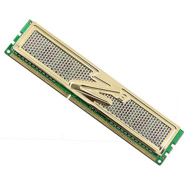 OCZ Gold Edition 4 Go DDR3 1333 MHz OCZ Gold Edition 4 Go DDR3-SDRAM PC3-10600 - OCZ3G1333LV4G (garantie 10 ans par OCZ)