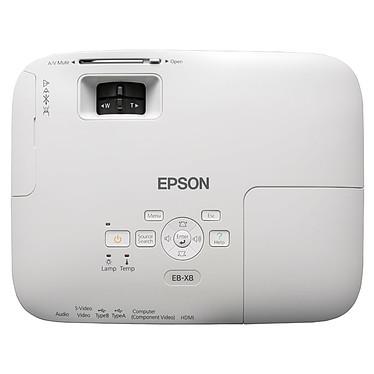 Epson EB-X8 pas cher