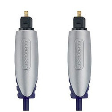 Bandridge Câble audio optique numérique HD - 10 m Bandridge Câble audio optique numérique HD - 10 m