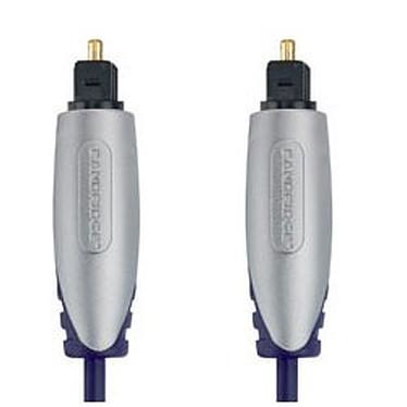 Bandridge Câble audio optique numérique HD - 5 m