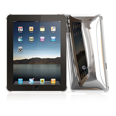 Macally METROMPAD Macally METROMPAD - Protection en chrome pour iPad