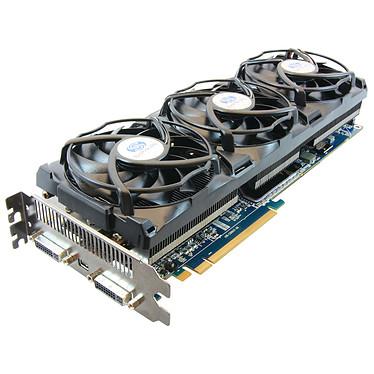Sapphire Radeon HD 5970 TOXIC 4 GB Sapphire Radeon HD 5970 TOXIC - 4 Go Dual DVI/Mini DisplayPort - PCI Express (ATI Radeon HD 5970)