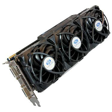 Avis Sapphire Radeon HD 5970 TOXIC 4 GB