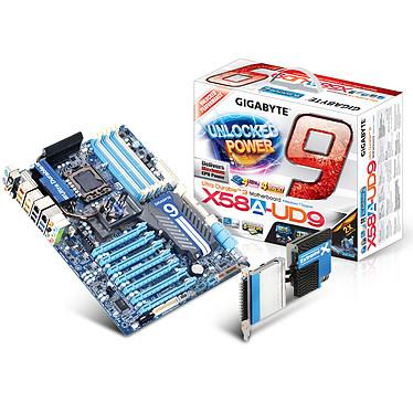 Gigabyte GA-X58A-UD9 Gigabyte GA-X58A-UD9 (Intel X58 Express) - ATX
