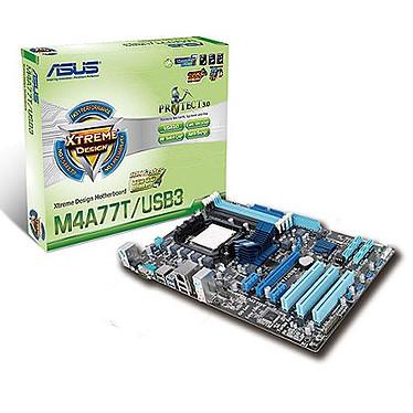 ASUS M4A77T/USB3 ASUS M4A77T/USB3 (AMD 770) - ATX - (garantie 3 ans)