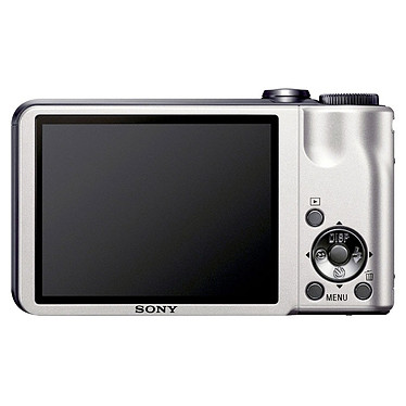 Sony Cybershot Dsc H55 Argent Appareil Photo Numérique