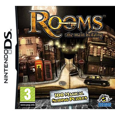 Rooms : The Main Building (Nintendo DS) Rooms : The Main Building (Nintendo DS)