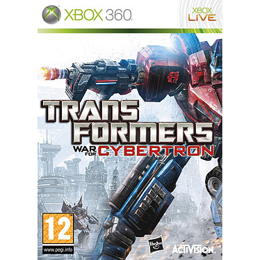 Transformers : War For Cybertron (Xbox 360) Transformers : War For Cybertron (Xbox 360)