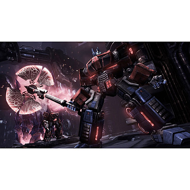 Transformers : War For Cybertron (Xbox 360) pas cher