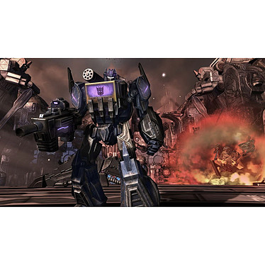 Transformers : War For Cybertron (Xbox 360)