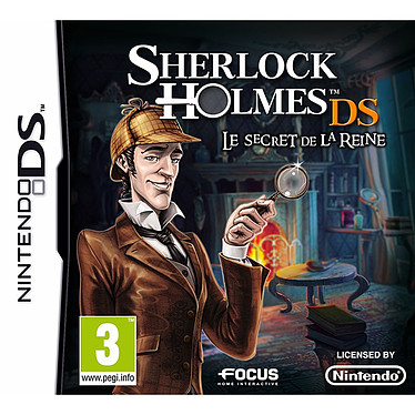 Sherlock Holmes : Le Secret de la Reine Sherlock Holmes : Le Secret de la Reine (Nintendo DS)