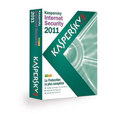 Kaspersky Internet Security 2011 Kaspersky Internet Security 2011 - Licence 1 an 1 poste (français, WINDOWS)