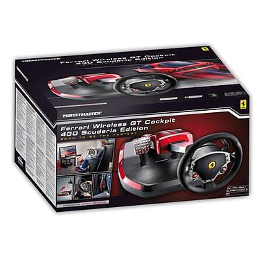 Thrustmaster Ferrari Wireless GT Cockpit 430 Scuderia Editon pas cher