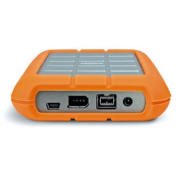 Avis LaCie Rugged Hard Disk 750 Go (USB 2.0, FireWire 400 et FireWire 800)