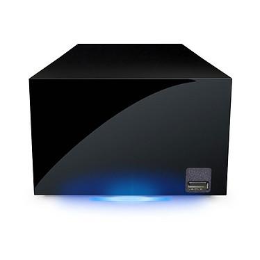 Avis LaCie Hard Disk MAX 3 To, design by Neil Poulton (USB 2.0)