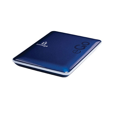 Avis Iomega eGO Portable Hard Drive Compact Edition 500 GB USB 2.0 Bleu