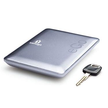 Iomega eGO Portable Hard Drive Compact Edition 320 GB USB 2.0 Argent Iomega eGO Portable Hard Drive Compact Edition 320 Go Argent USB 2.0 (garantie constructeur 2 ans)