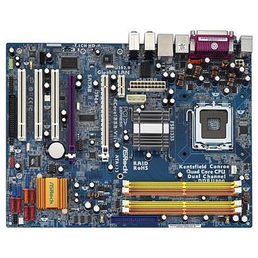 ASRock 4Core1333-Viiv ASRock 4Core1333-Viiv (Intel P965 Express) - ATX