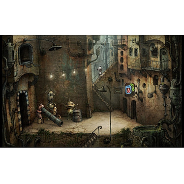 Avis Machinarium (PC)