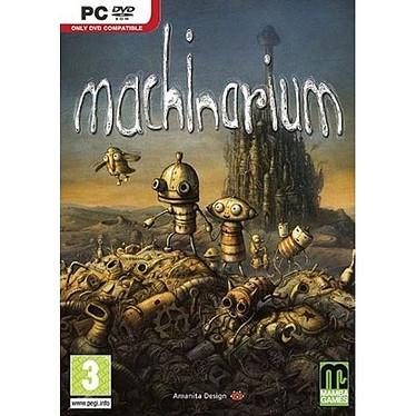 Machinarium (PC) Machinarium (PC)