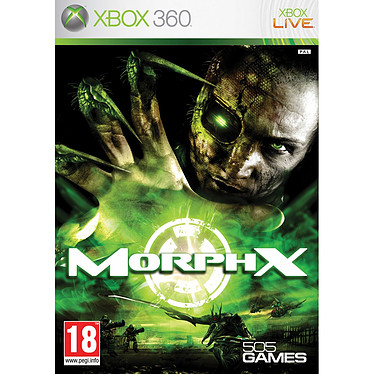 MorphX (Xbox 360) MorphX (Xbox 360)