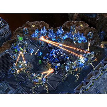 StarCraft II : Wings Of Liberty Edition Collector (PC/Mac) pas cher