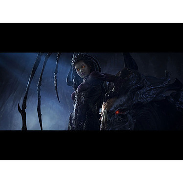 Avis StarCraft II : Wings Of Liberty Edition Collector (PC/Mac)