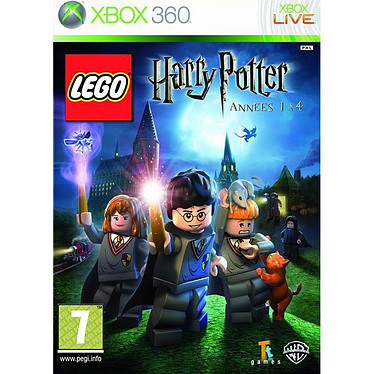 LEGO Harry Potter : Années 1 à 4 (Xbox 360)  LEGO Harry Potter : Années 1 à 4 (Xbox 360)