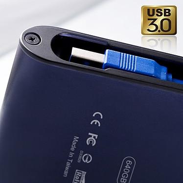 Avis Silicon Power Armor A80 500 Go Bleu (USB 3.0)