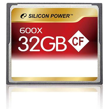 Silicon Power CompactFlash Professional 32 Go 600x Silicon Power CompactFlash Professional 32 Go 600x